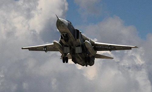 Aereo Da Caccia Dei Russi : Siria putin schiera caccia intercettori a difesa dei
