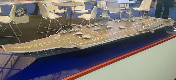Russia pronti a realizzare una nuova portaerei dal 2019 - Nuova portaerei ...