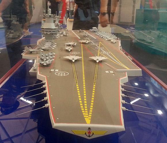 Russia costruzione nuova portaerei posticipata al 2025 - Nuova portaerei ...