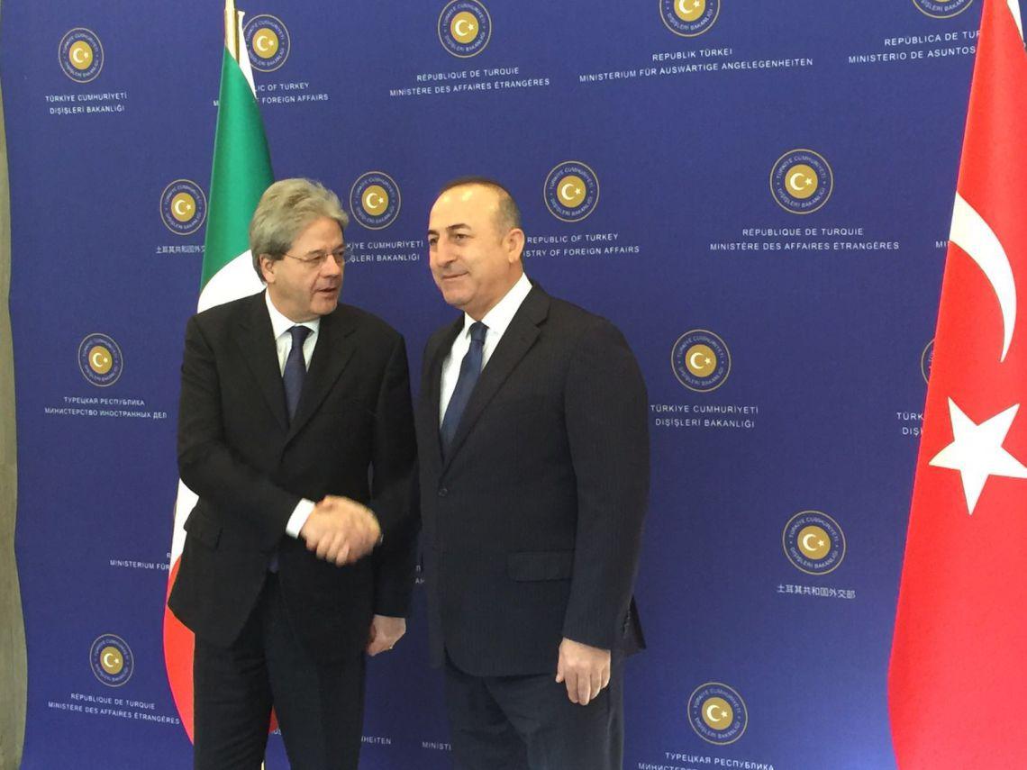 Il governo italiano senza esitazioni la turchia entri in for Sito governo italiano