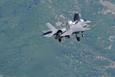 F 35 ispezione finale slitta di 2 settimane difesa online for Ispezione finale a casa