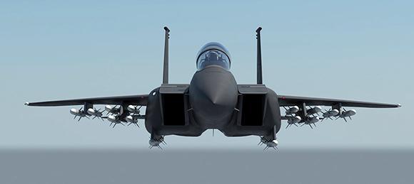 Aereo Da Caccia F15 : Siria ufficiale l obiettivo degli f sono i caccia