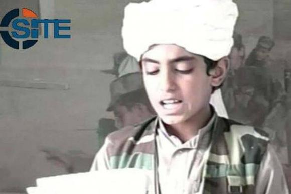 Al Qaeda, figlio di Bin Laden: