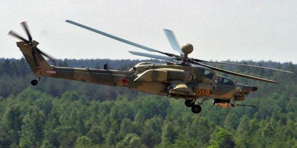Siria: precipita elicottero russo