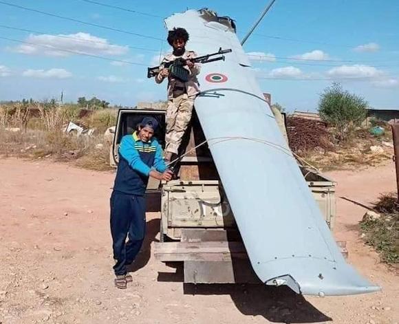 Libia, drone italiano Predator abbattuto da esercito di Haftar