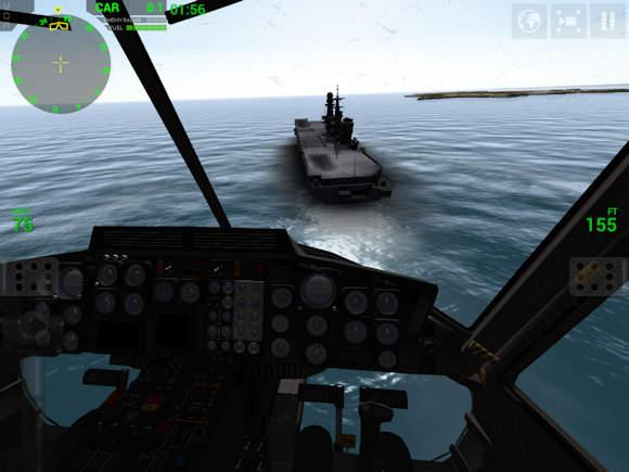 Download the First Naval Aircraft Simulator - Online Defense