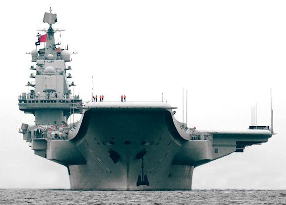 Cina conferma ufficiale del governo stiamo costruendo - Nuova portaerei ...