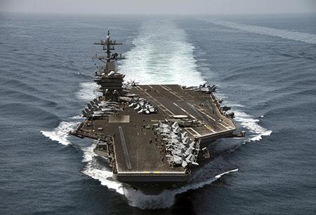 Russia e cina vinceranno la nuova corsa agli armamenti - Nuova portaerei ...