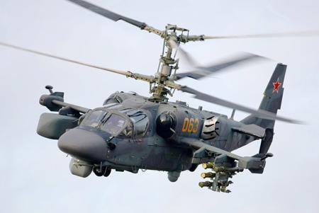 Foto elicottero da combattimento 77