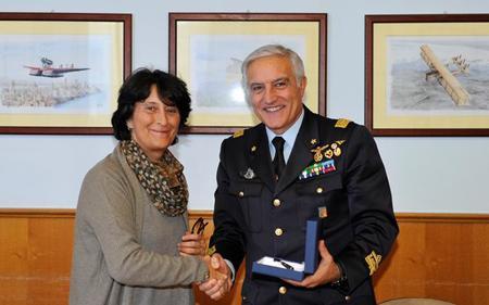 Ufficio Generale Per La Comunicazione Aeronautica Militare : Siracusa il distaccamento aeronautico a supporto della fidal