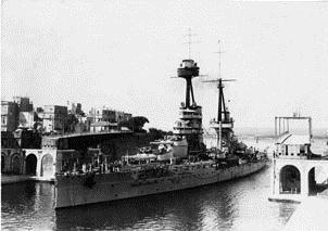 30 marzo 1913 varata la nave da battaglia andrea doria for Andrea doria nave da guerra
