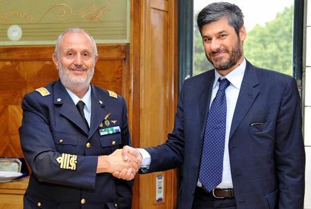 Ufficio Generale Per La Comunicazione Aeronautica Militare : Palazzo dell aeronautica military news from italy